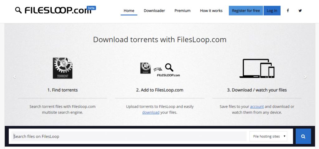 Filesloop Preview