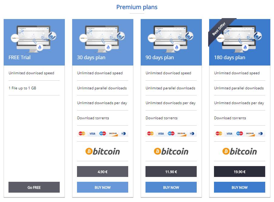 Filesloop Pricelist