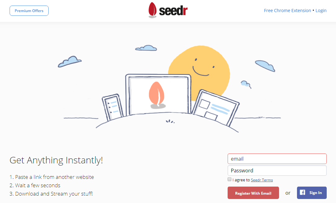 Seedr Preview
