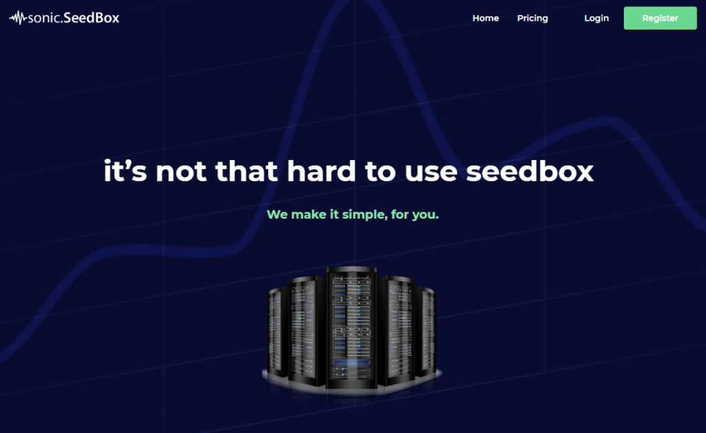 Sonicseedbox Preview