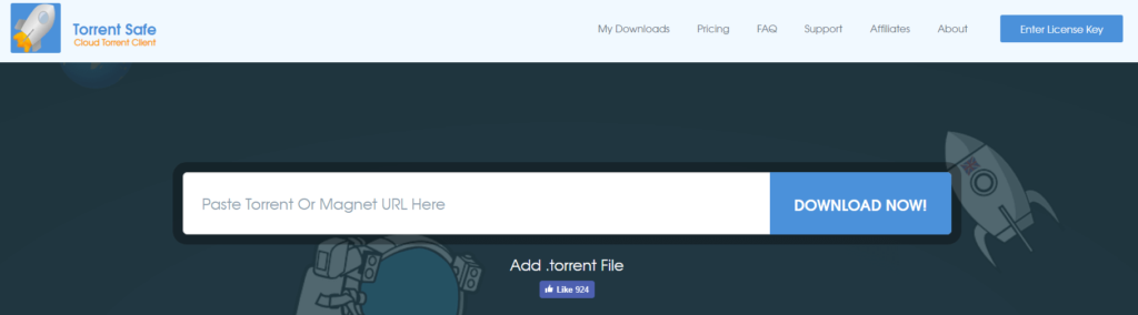 Torrentsafe Preview