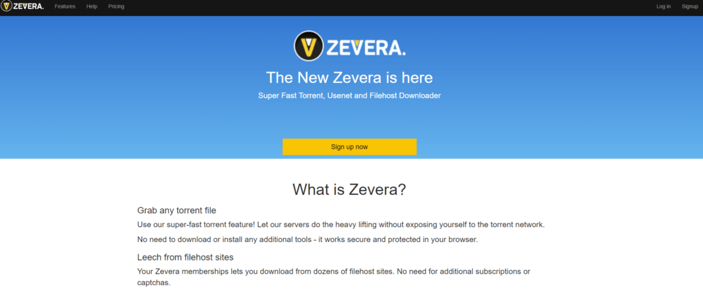 Zevera Preview