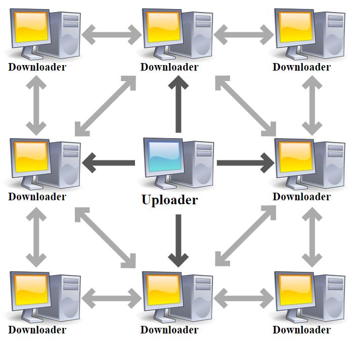 Torrent Network